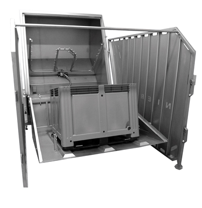 Picture of Pallet Box and Bin Washer CLK 800