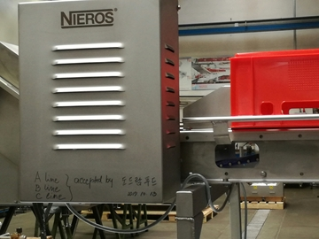 Picture of NIEROS® Food Processing Lines for South Korea