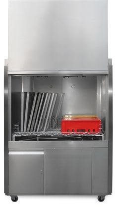 Picture of Utensil Washer CLU